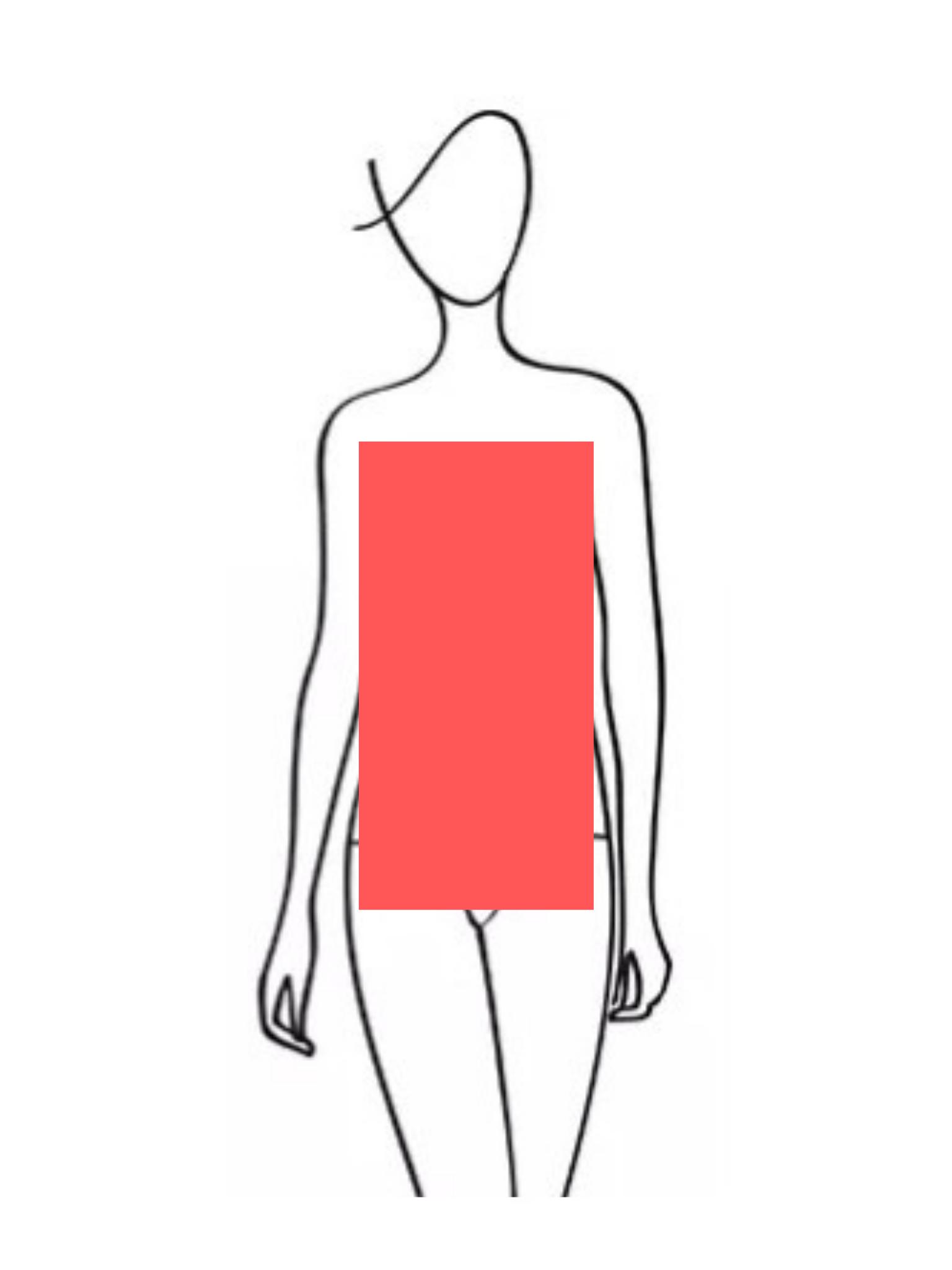 kolumna figura typ sylwetki